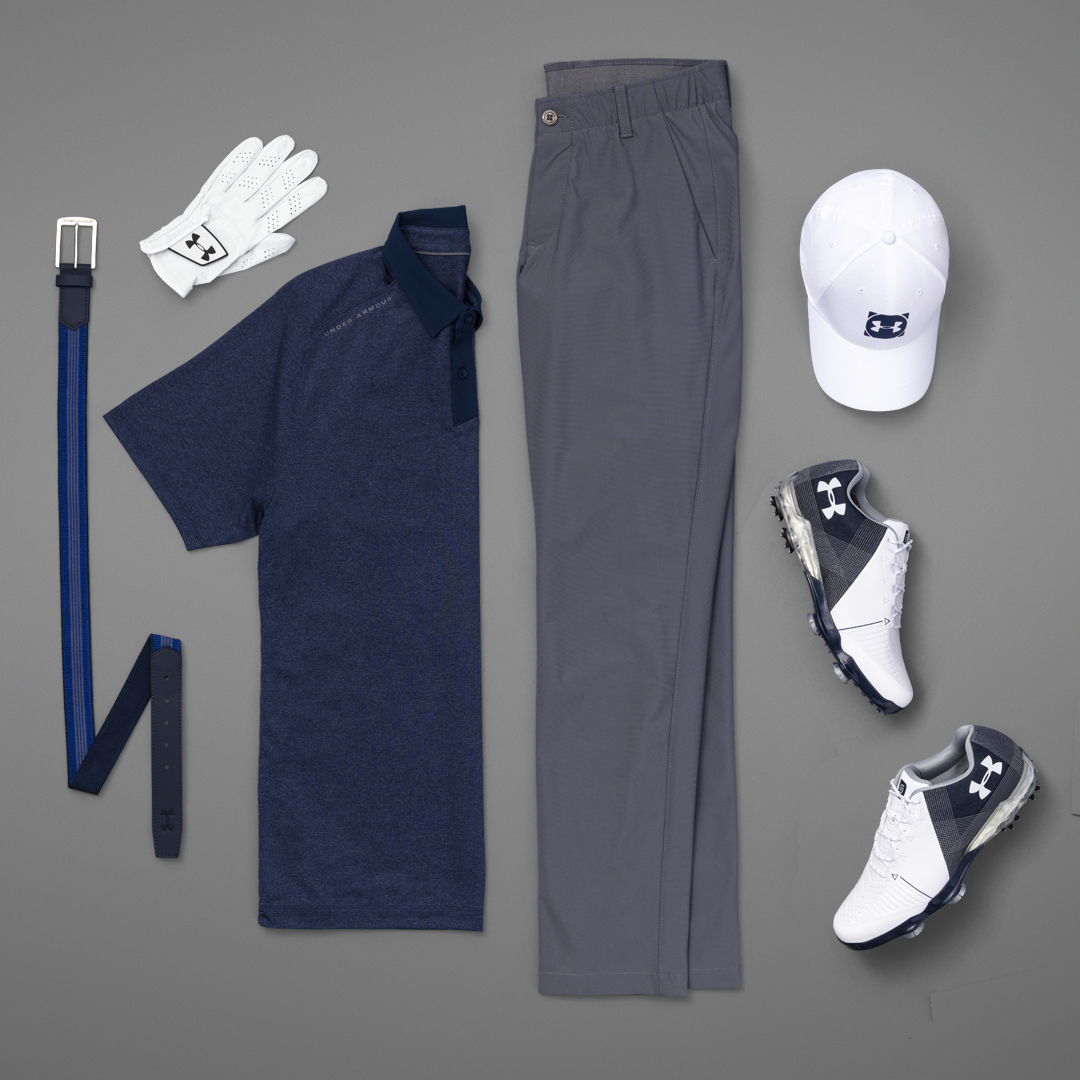 2018 PGA Championship: UA Kit for Friday