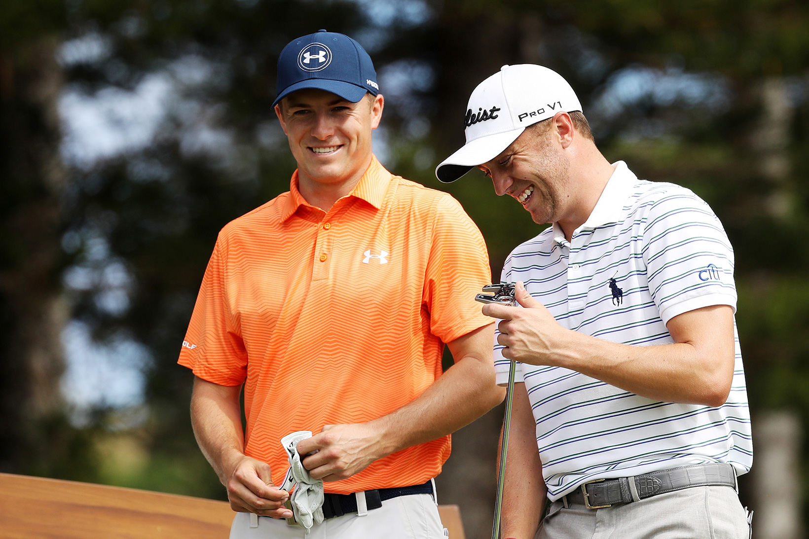 2018 Sentry Tournament of Champions: Round 1 - Jordan and Justin Thomas on No. 2