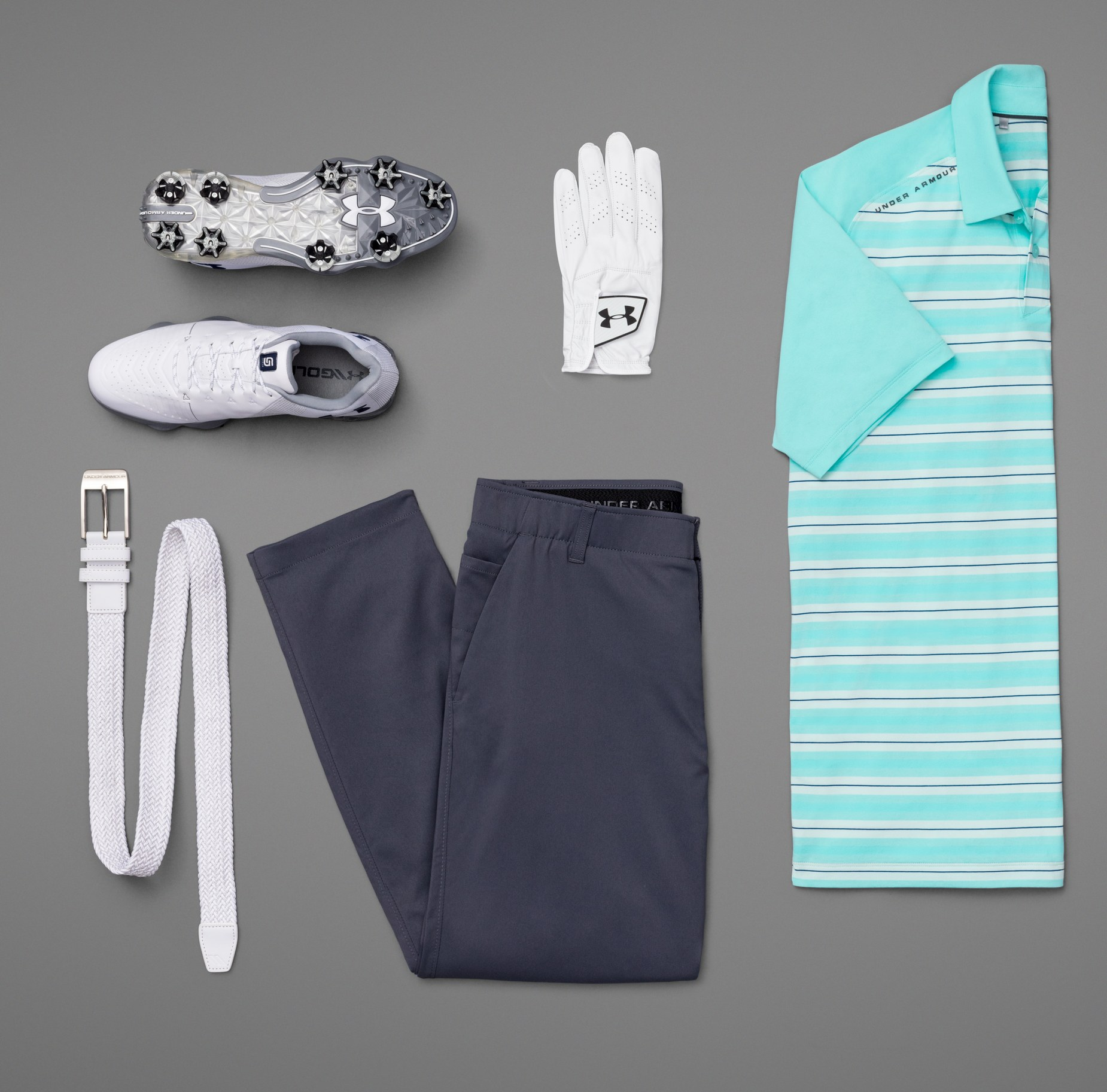 Jordan Spieth's Masters Outfits: Saturday