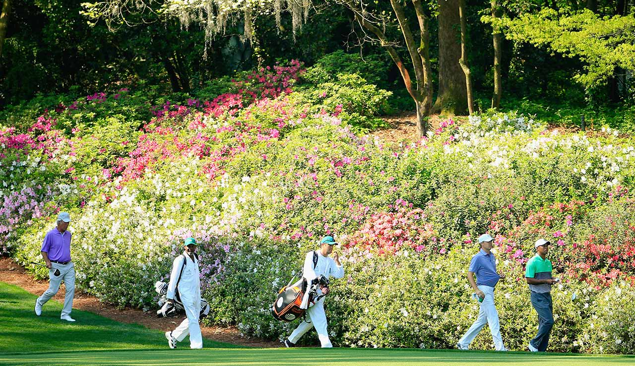 The 2015 Masters: Preview Day 3