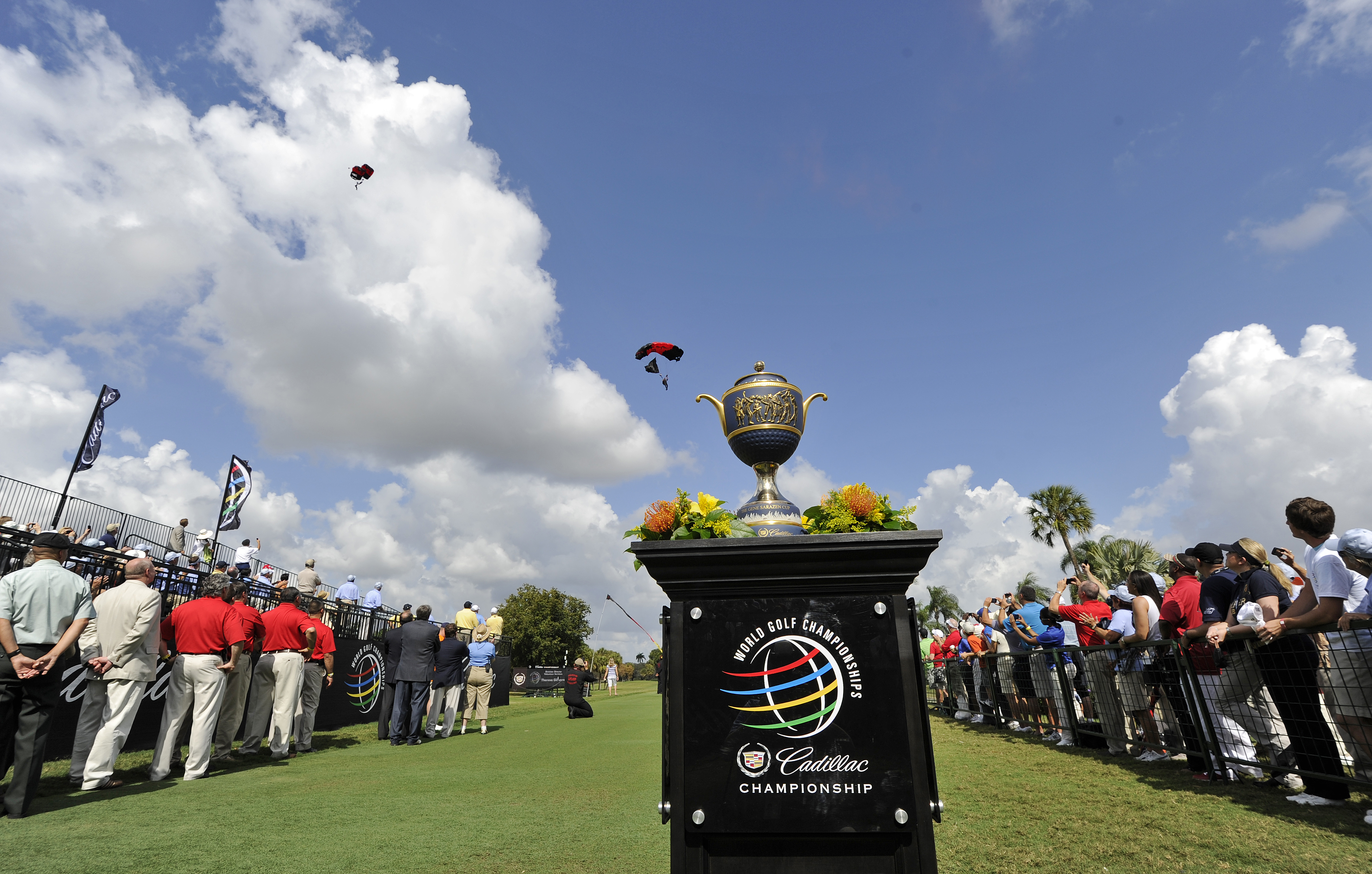 first look wgc cadillac championship. Cars Review. Best American Auto & Cars Review