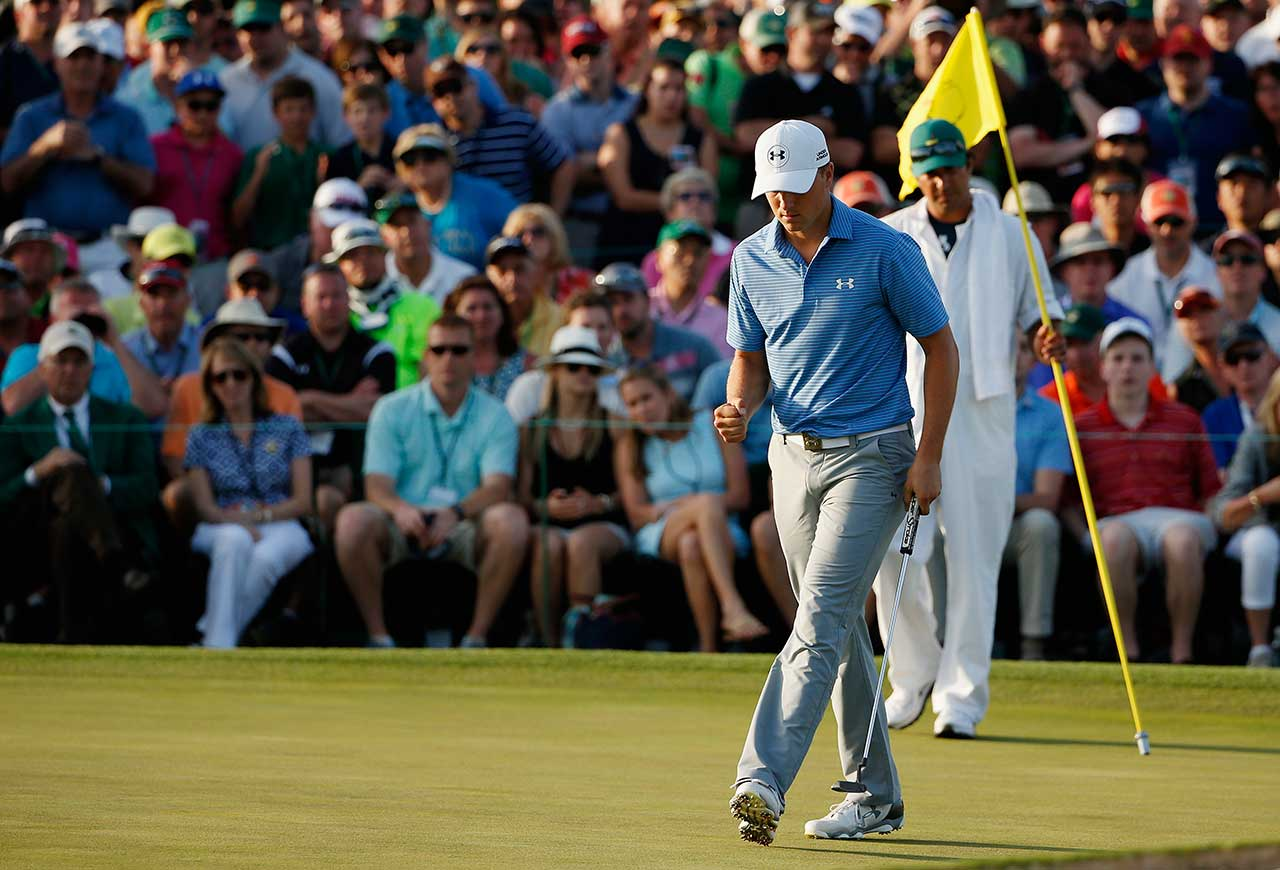 The 2015 Masters: Round 3