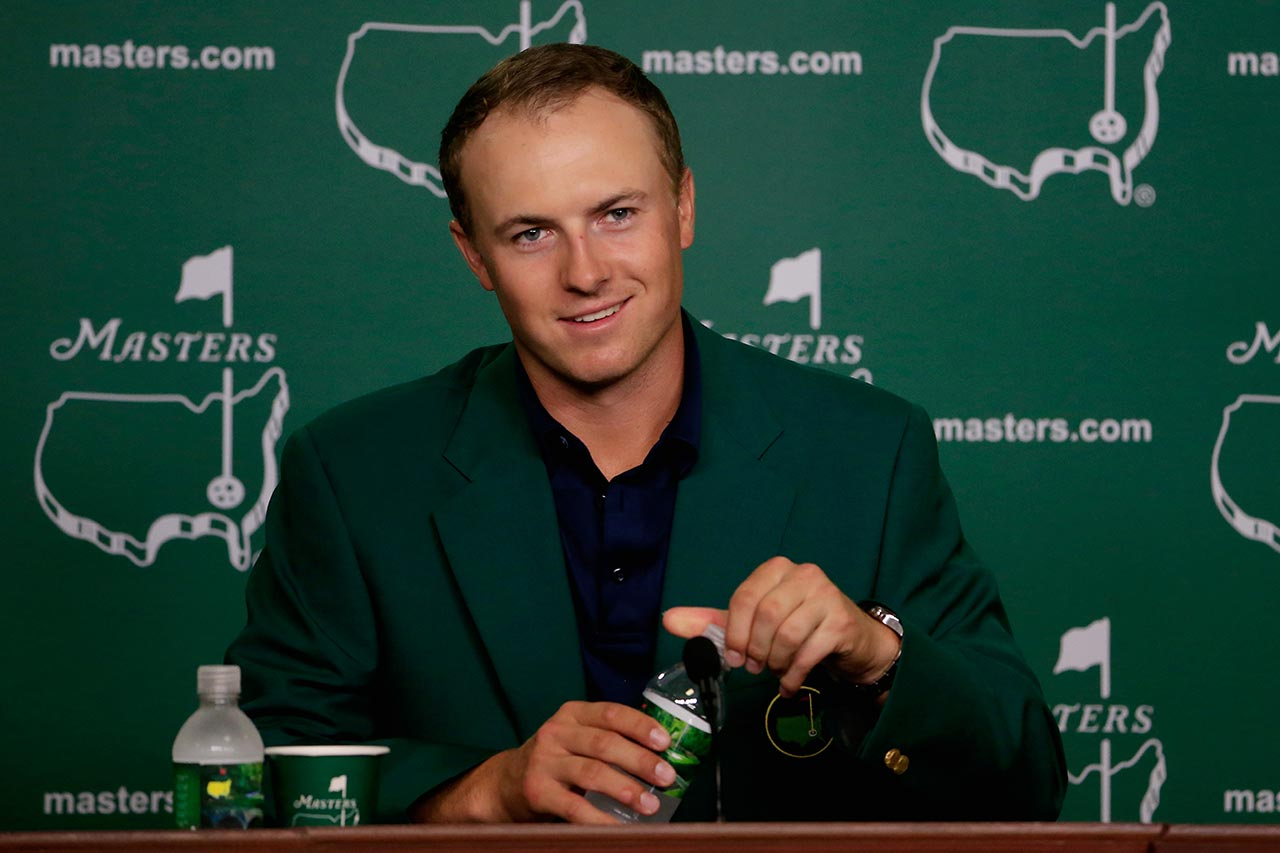 The 2015 Masters: Final Round