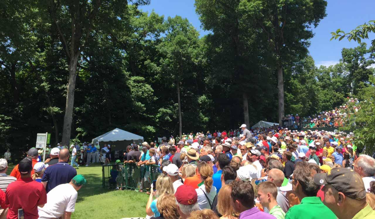 2015 John Deere Classic: Round 1