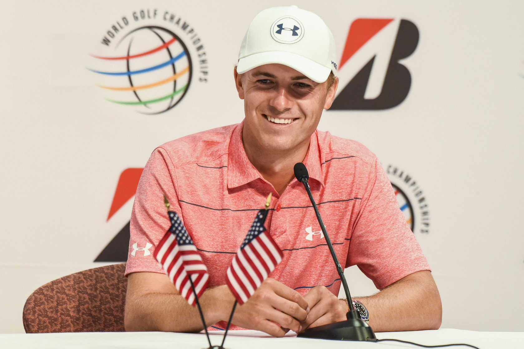 2017 WGC Bridgestone Invitational: Press Conference