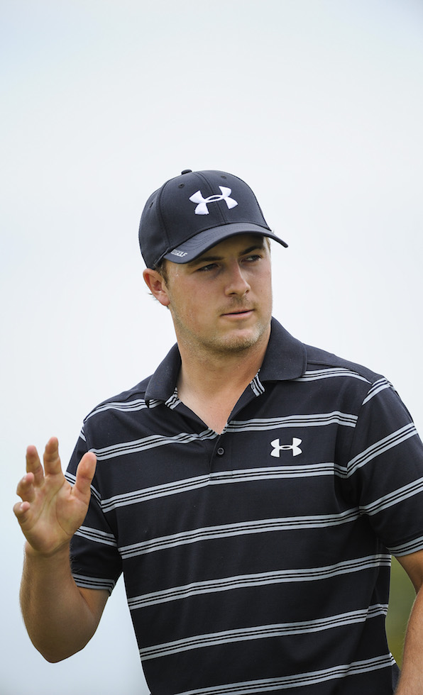 jordan spieth at the 2014 wgc cadillac championship. Cars Review. Best American Auto & Cars Review