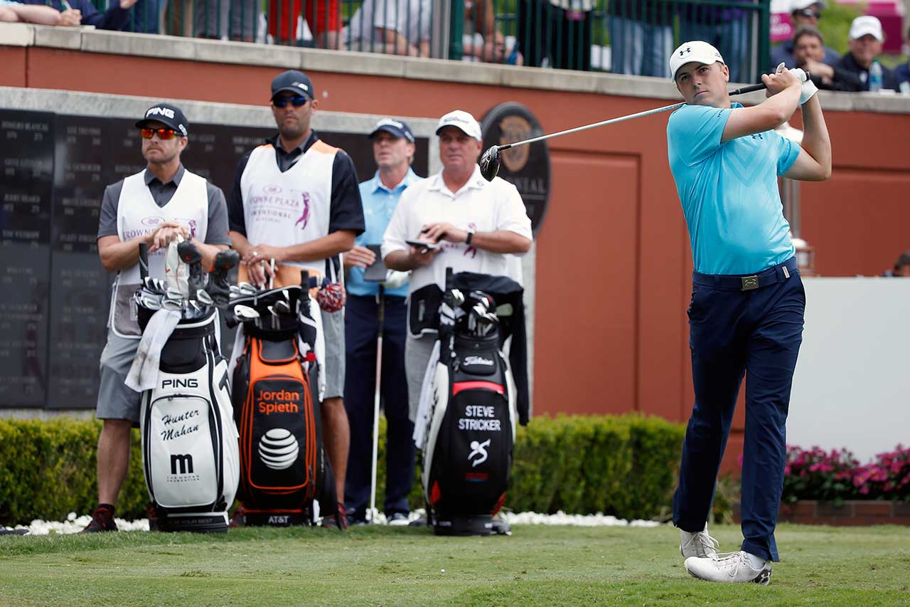 The Crowne Plaza Invitational at Colonial 2015