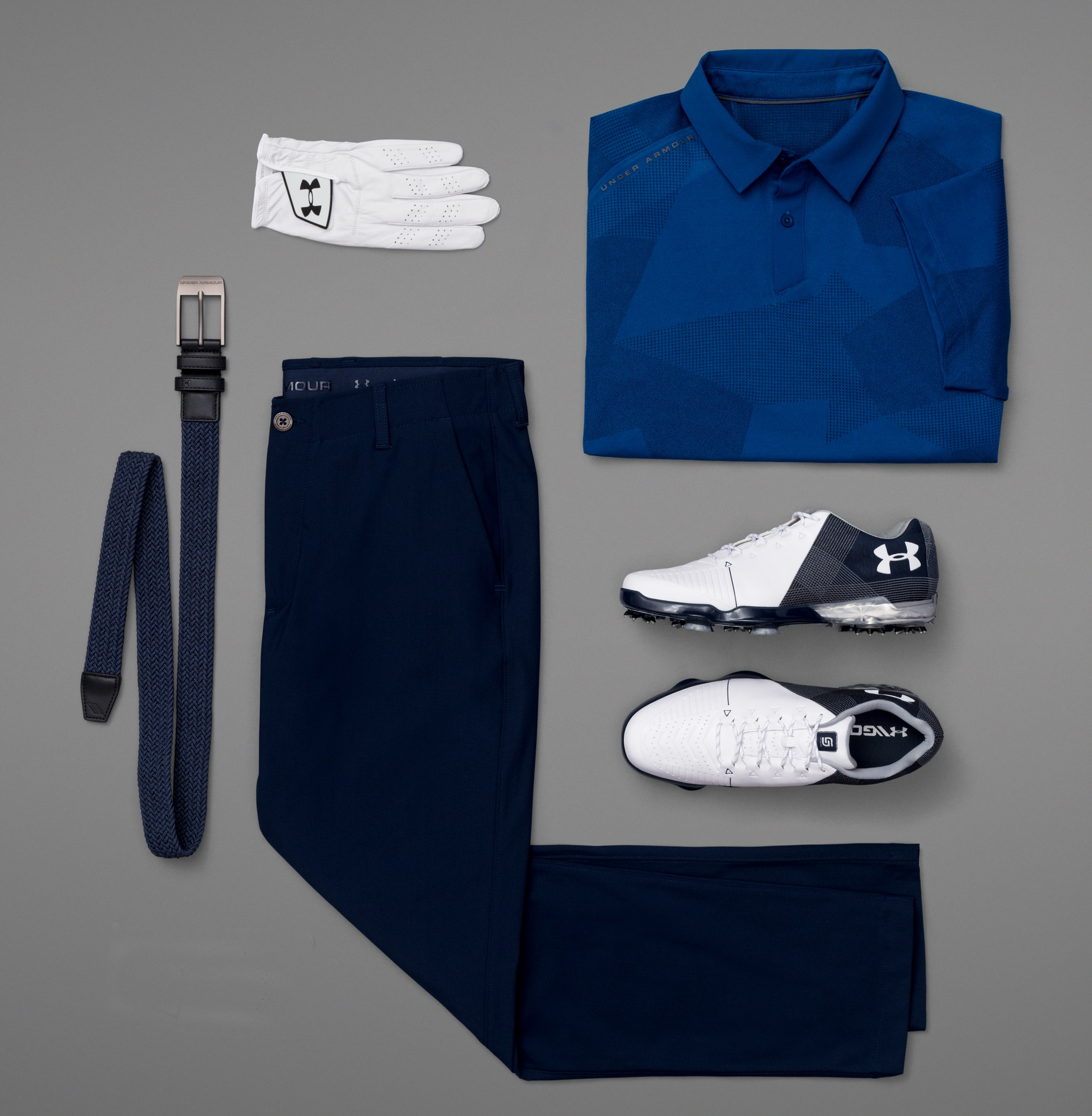 Jordan Spieth's Masters Outfits: Friday
