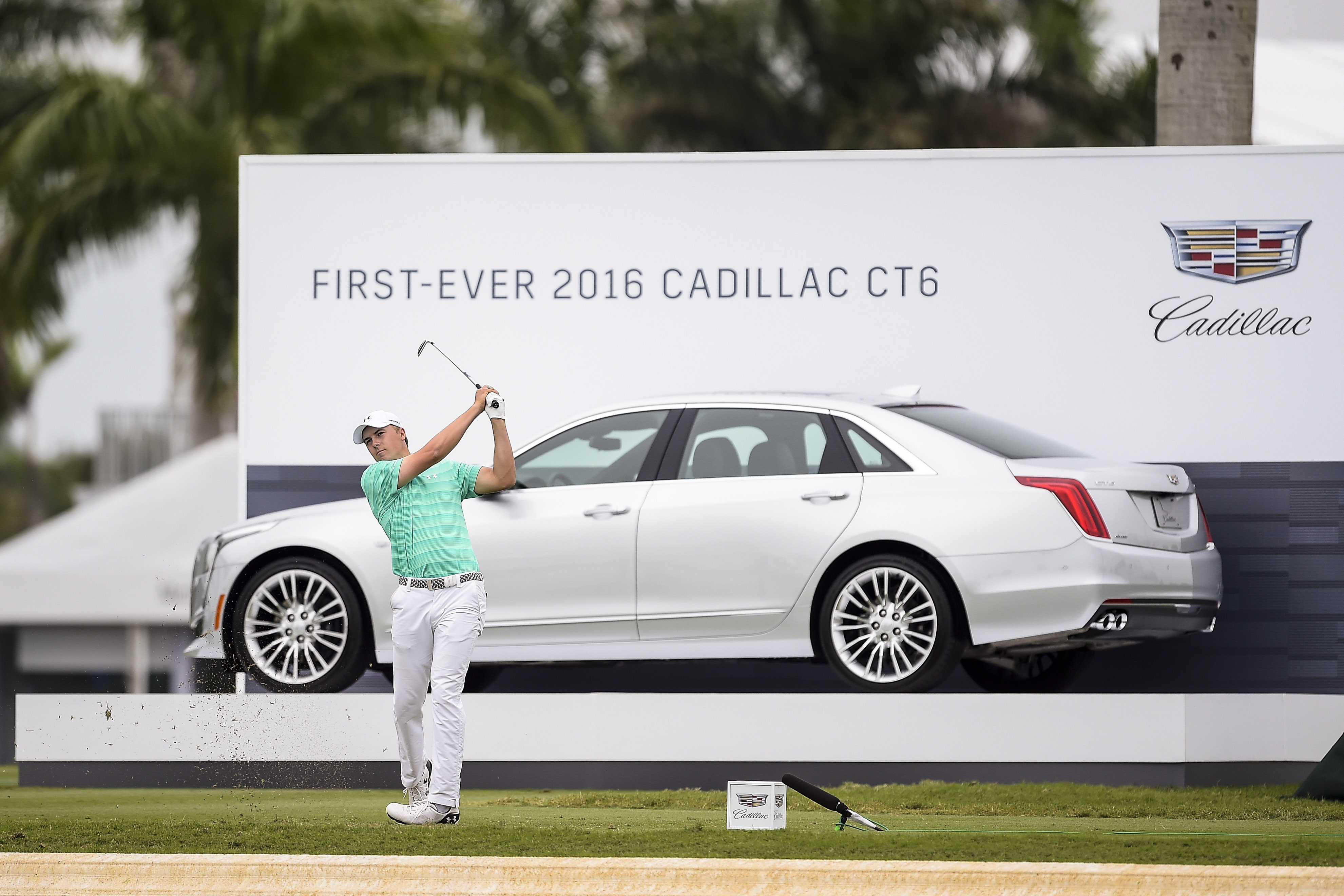 2016 wgc cadillac championship. Cars Review. Best American Auto & Cars Review