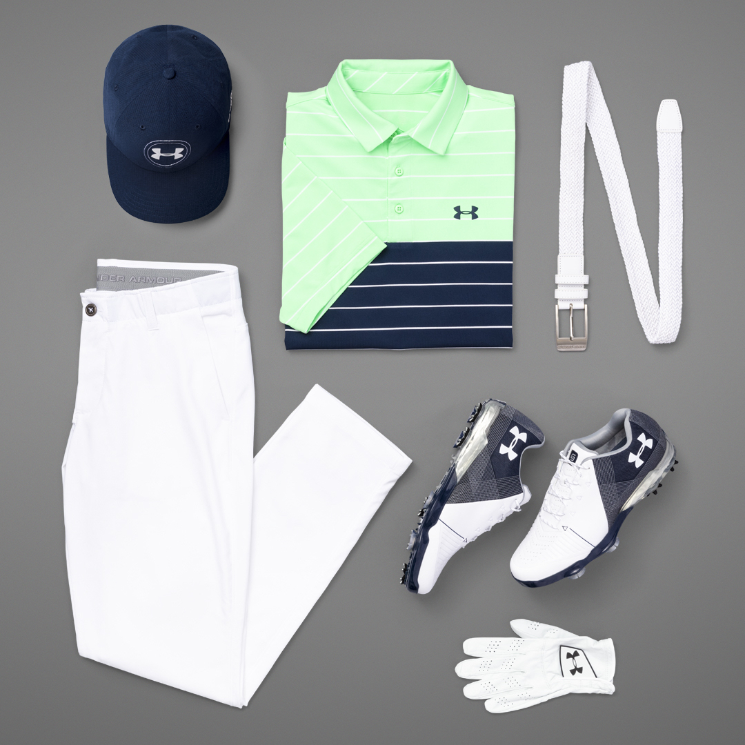 2018 PGA Championship: UA Kit for Thursday