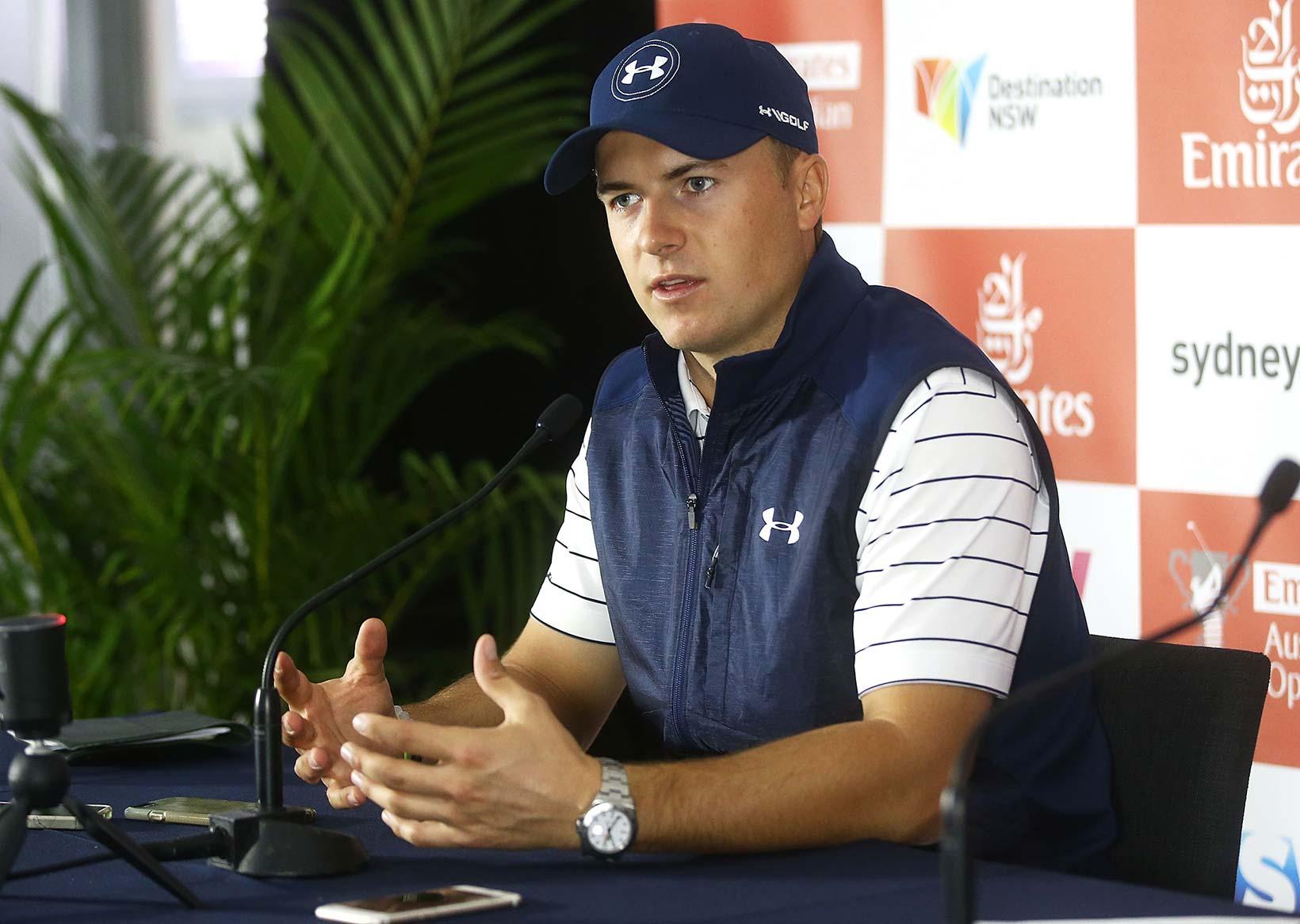 2016 Emirates Australian Open: Previews - Press Conference