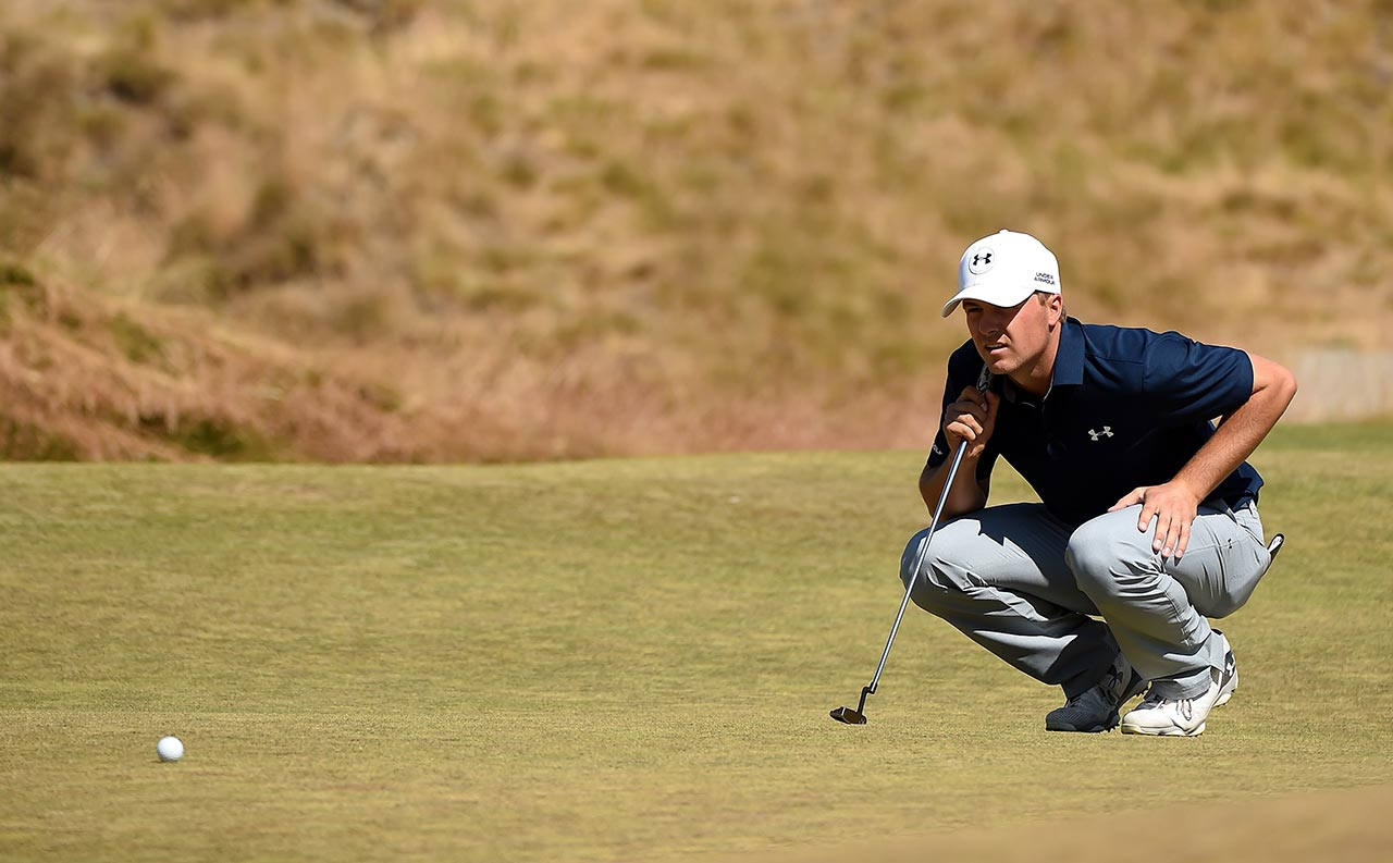 2015 U.S. Open Championship: Round 2