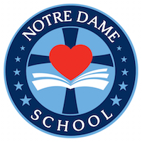 Notre Dame School: Logo