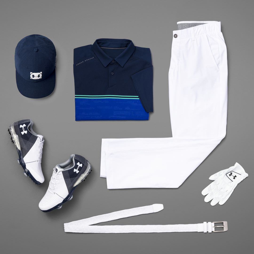 2018 PGA Championship: UA Kit for Saturday