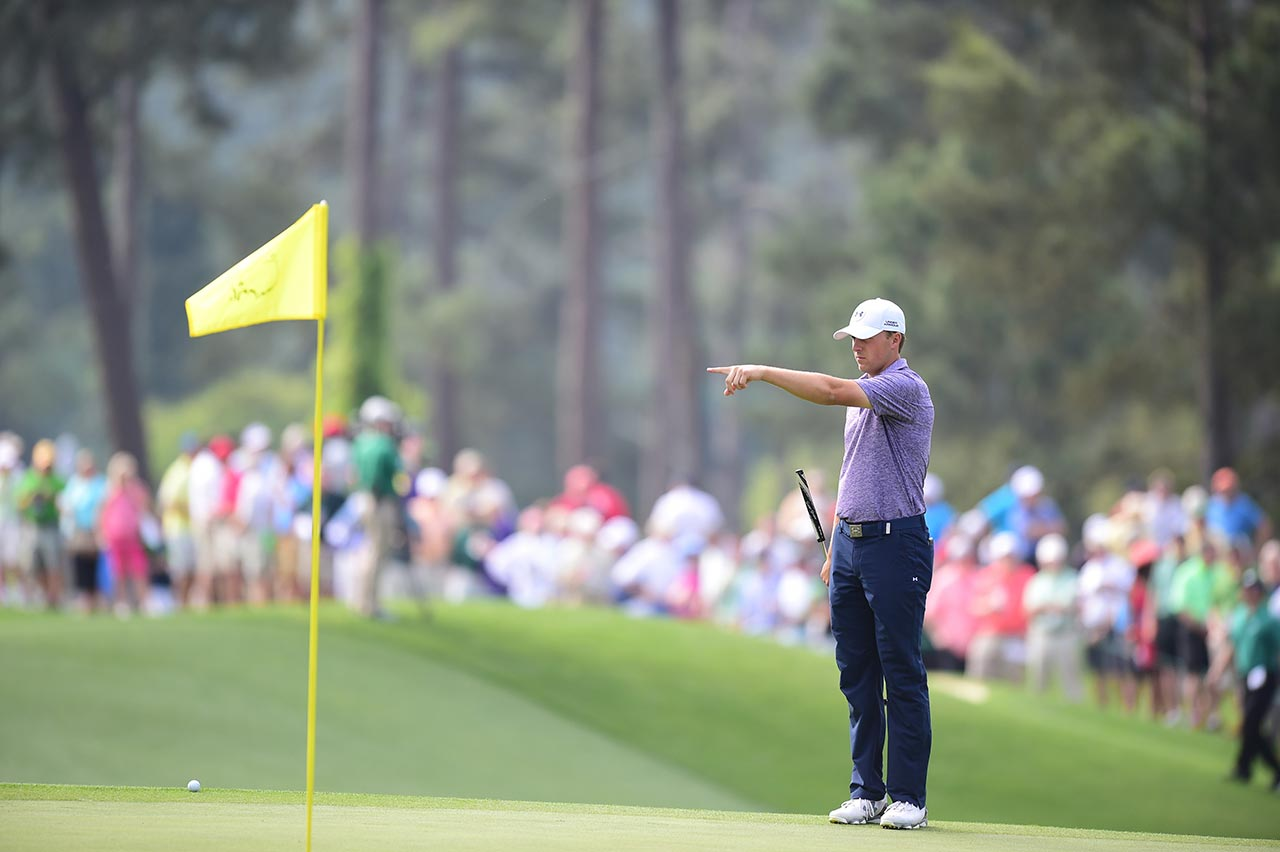 The 2015 Masters: Round 2